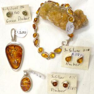 Amber jewellery 2