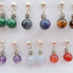 Earings 8mm drops