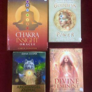 Oracle Card decks